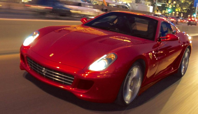 Ferrari boasts that its all-new 599 GTB Fiorano has the highest performance of any V12 production car it has ever built. The car also has an average fuel economy of 12.5 miles per gallon.