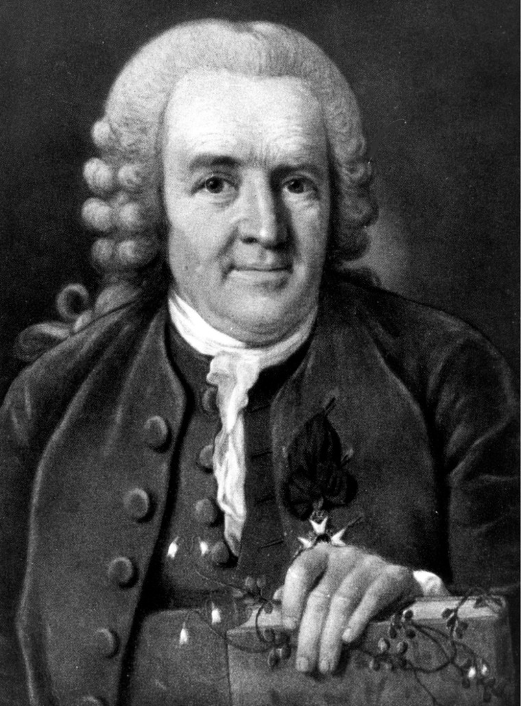 Swedish scientist Carl Linnaeus is most noted for constructing a system of classification for all organisms.