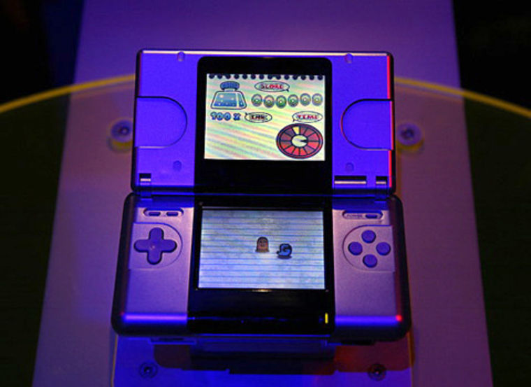 Launched in 2004, the DS series is now the fastest-growing video game system in the world with a global user base of some 35 million.