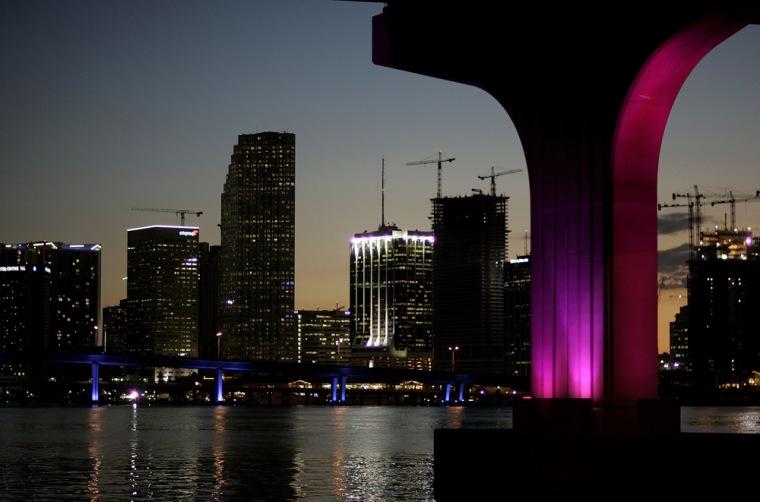 Miami Prepares To Host Superbowl XLI