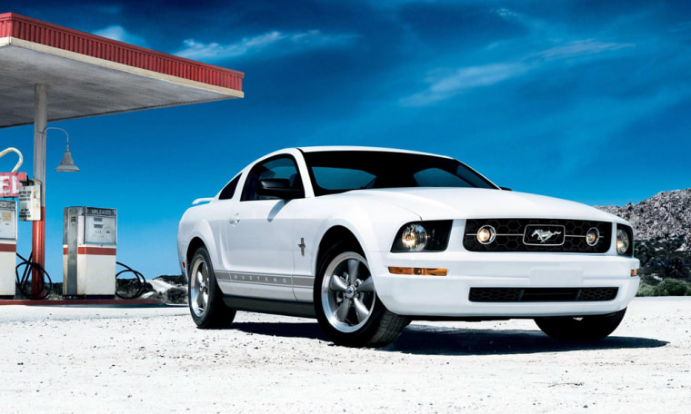 The Ford Mustang's ranking in ForbesAutos.com's quarterly review of brand perceptions fell from first place to the 10th spot.