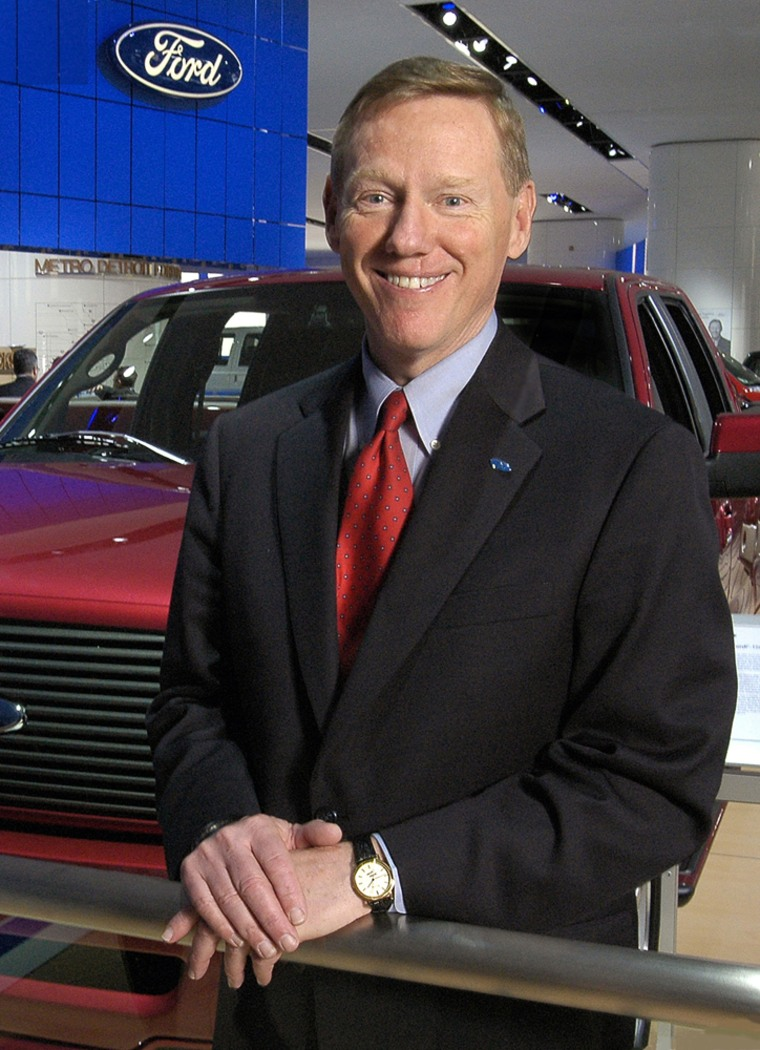 """""""How can it go away?"""" For Ford Chief Executive Alan Mulally remembered asking after hearing the Taurus was being discontinued. """"It's the best-selling car in America."""""""