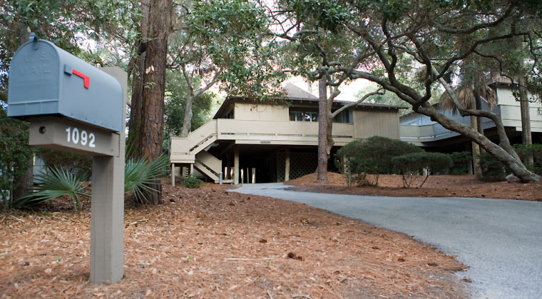 This vacation home on Kiawah Island, S.C., was purchased by former Assistant Attorney General Sue Ellen Wooldridge, former Deputy Secretary J. Steven Griles and ConocoPhillips Vice President Donald R. Duncan.