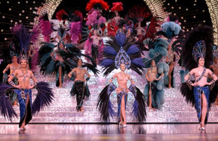 Donn Arden's Jubilee!, Bally's Las Vegas is a classic Vegas experience that has over twenty-five years of sequined showgirls under its gaudy belt.