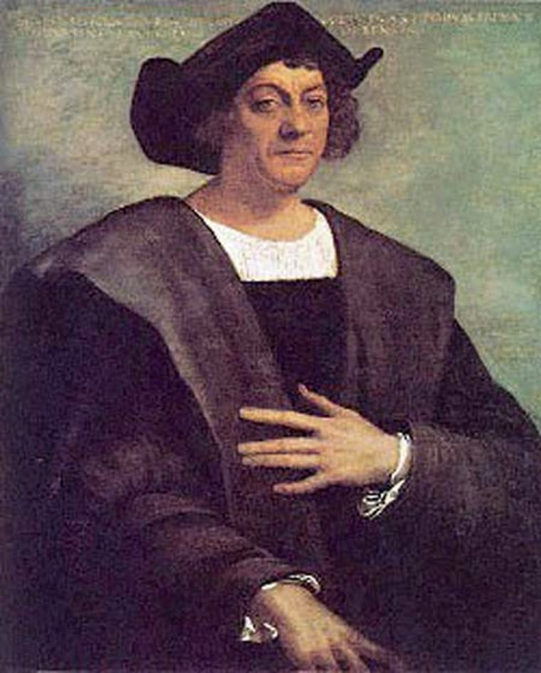 Christopher Columbus arrived at La Isabela settlment in 1494, but it yielded no signifcant gold- or silver-bearing ores and was later abandoned.