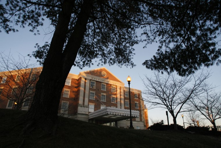 Wounded soldiers recovering from injuries often spend months living at the Mologne House, located on the Walter Reed Army Medical Center property.The center is investigating the former director of the soldier aid program.
