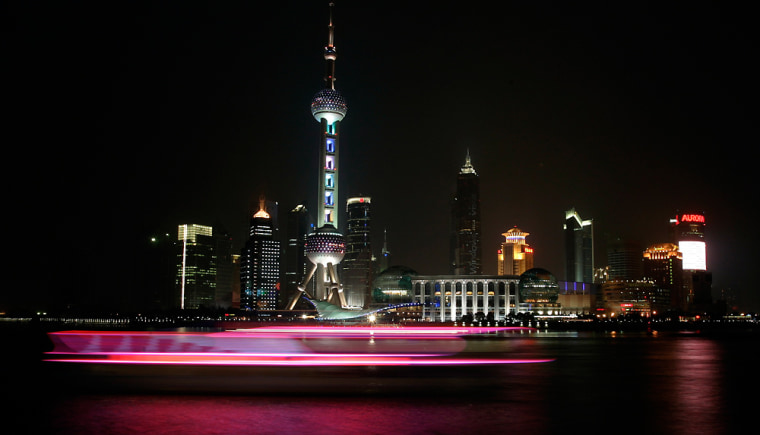 To match story TRAVEL-SHANGHAI