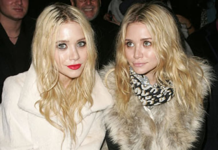 The Olsen twinsdon't act much any more. But that didn't stop them from making $40 million last year.