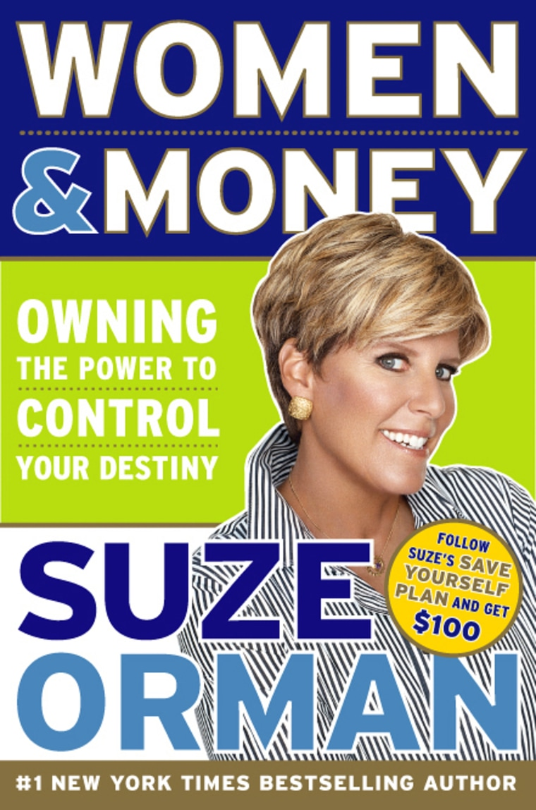 Women and Money, by Suze Orman
