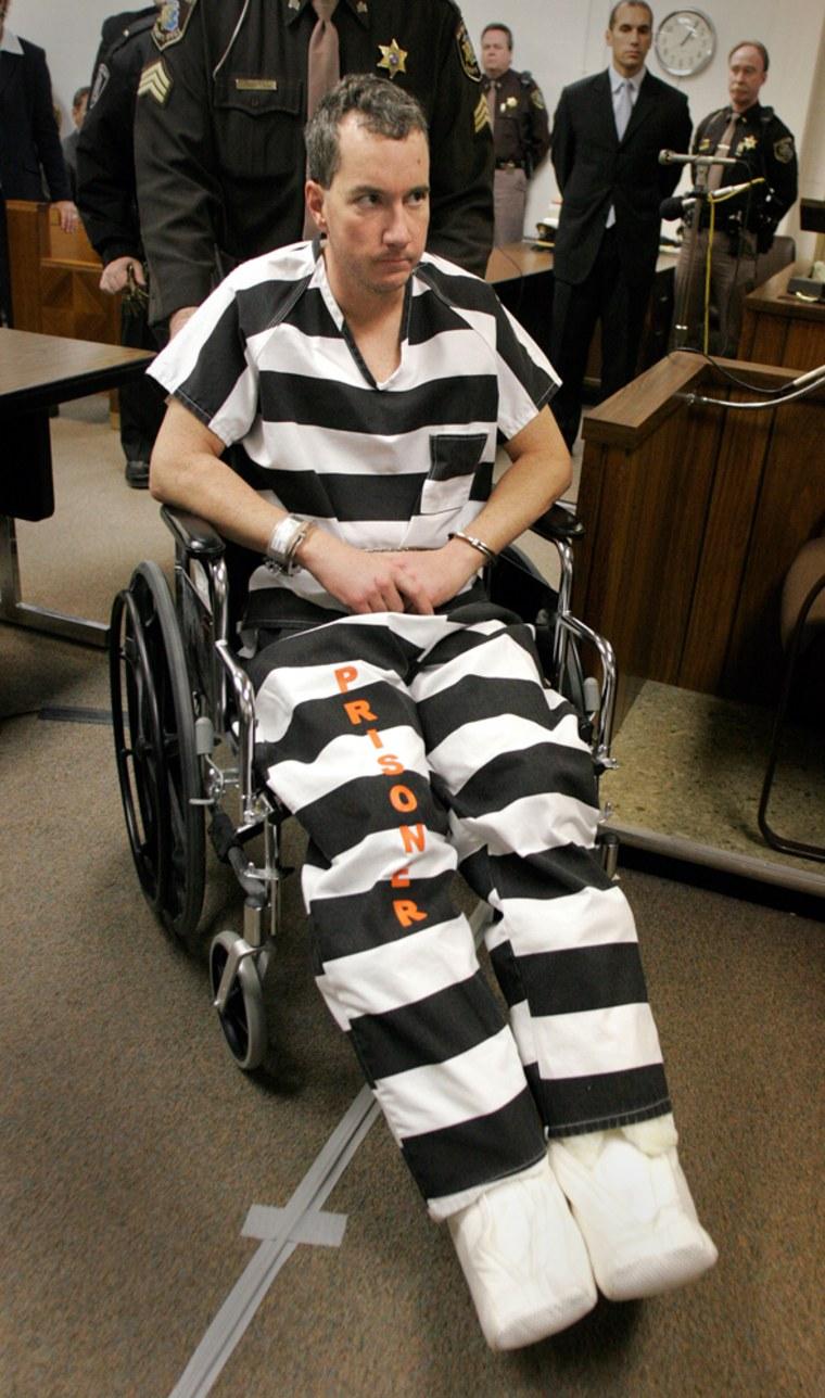 Michigan Man Arraigned In Wife's Murder