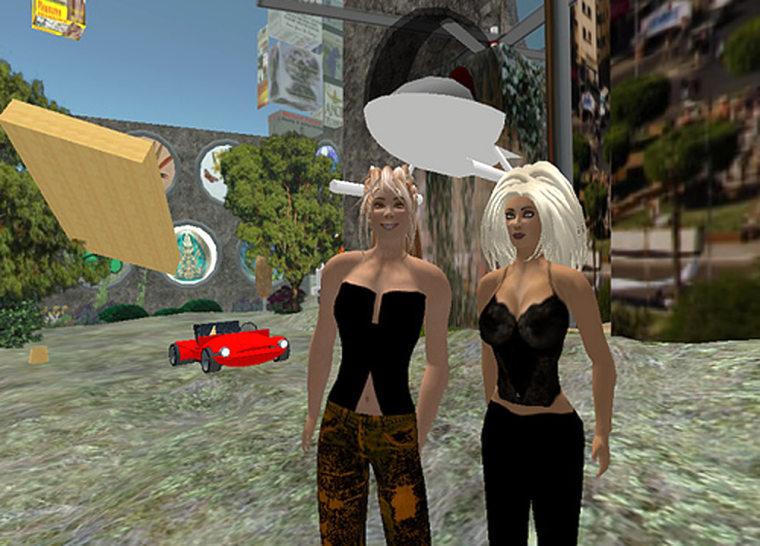 """RatePoint plans to release a """"reputation system"""" for rating avatars in """"Second Life."""""""