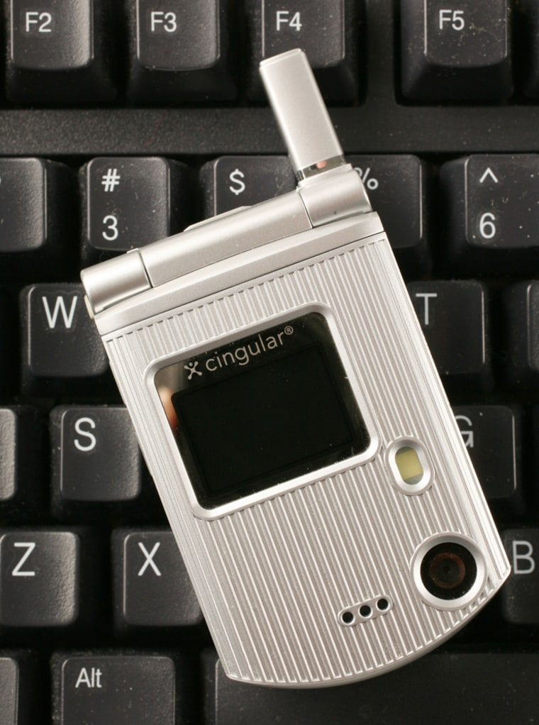 The compact, minimalist style ofPantech's C3, available in the United States through AT&T's Cingular Wireless, always manages to draw reaction.
