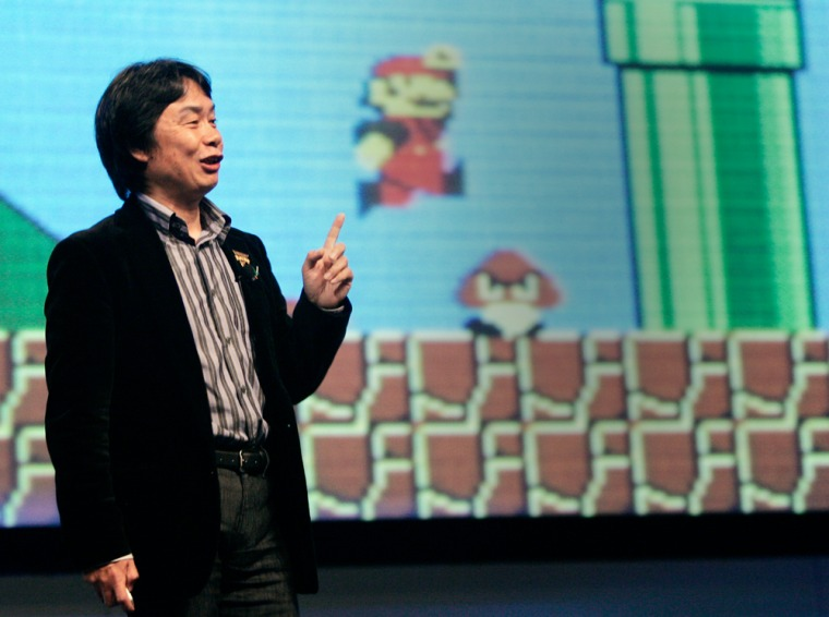 Nintendo, Shigeru Miyamoto