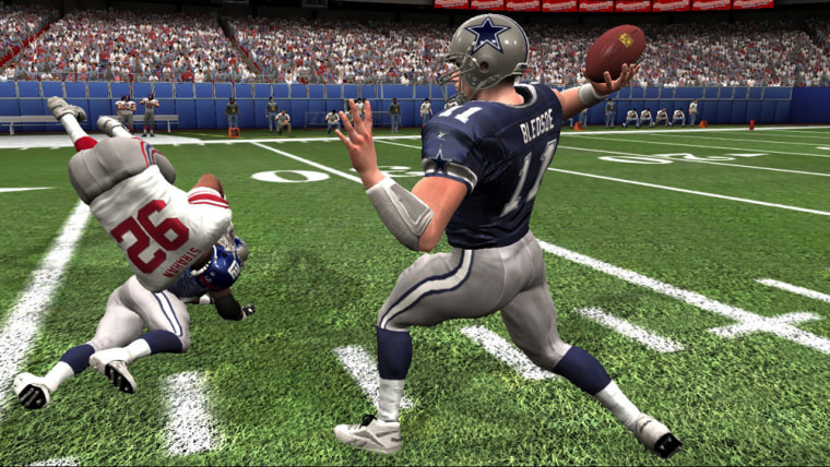 Junxie XL, the first artist signed to the joint EA-Nettwerk music label, had tracks appear in EA's popular 'Madden NFL 07' game.