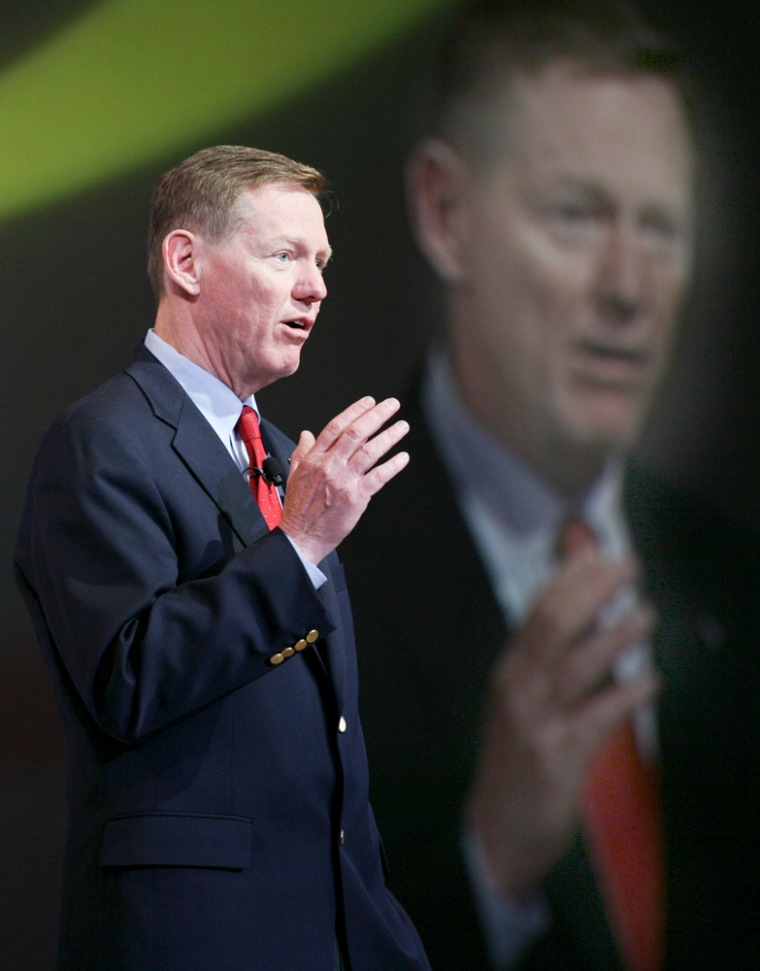 """If there is not a competitive Ford, it's not going to be OK for anyone,"" CEO Alan Mulally said Wednesday."