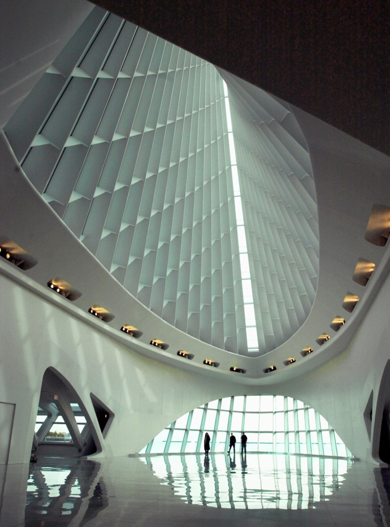 Since 1998, Milwaukee has invested $1.5 billion to polish its image, including a $100 million addition to the Milwaukee Art Museum.