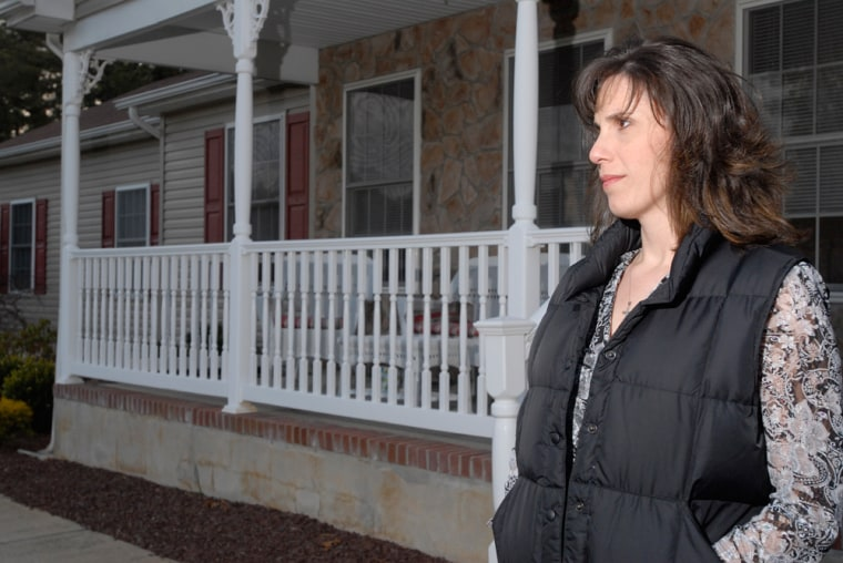Kerrie Russo kept her New Jersey house but learned a costly lesson after signing up for a 'negative amortization' loan that she says she did not fully understand.