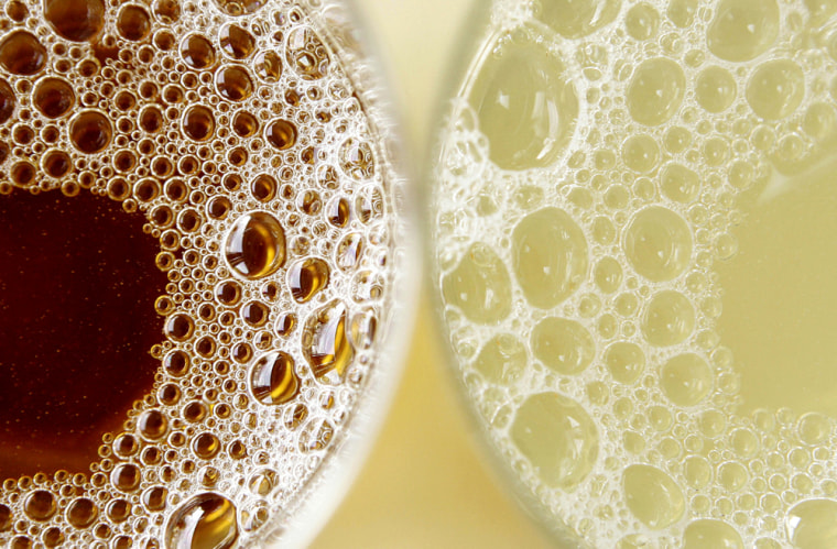 Report Reveals Cloudy Apple Juice Four Times Healthier Than Clear