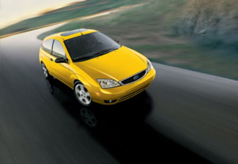 2007 Ford Focus: SES