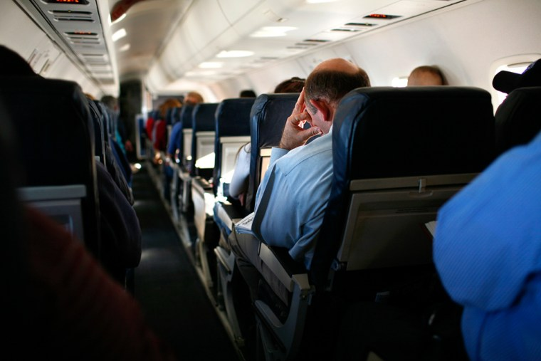 With airplanes already packed with humans and often short on space, reclined seats push some passengers over the edge.
