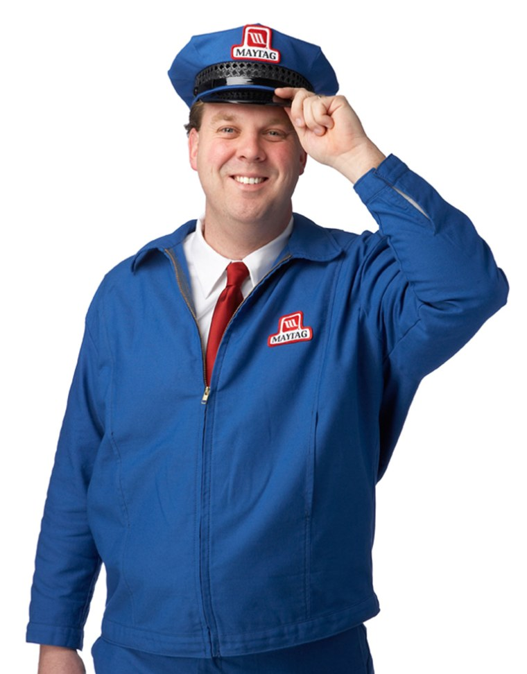 WHIRLPOOL NEW MAYTAG REPAIRMAN