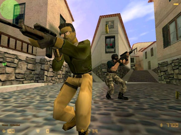 Jack Thompson, a Florida attorney and opponent of violent video games, said Va. Tech gunman Cho Seung-Hui played 'Counter-Strike,' Valve Software's popular multiplayer game.