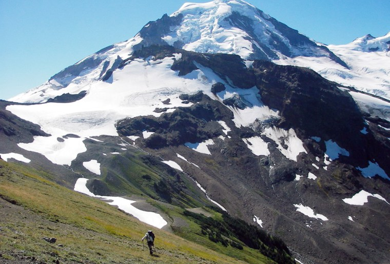 Geologists from Western Washington University are trying to determine what is happening beneath Mount Baker.
