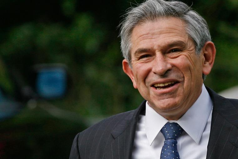 Wolfowitz Awaits World Bank Decision On Rules Violation