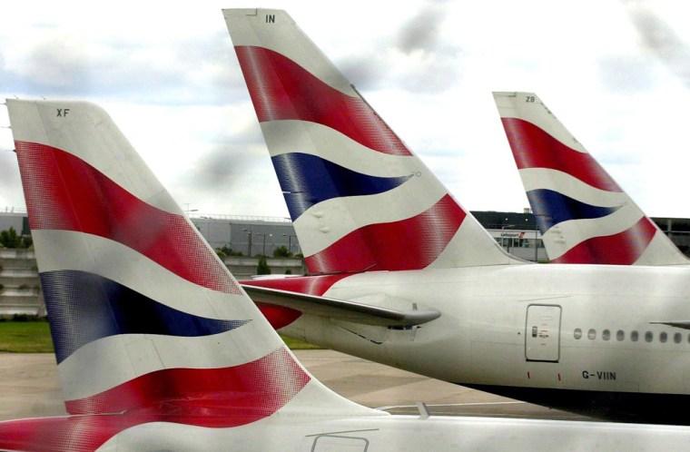 British Airways losses