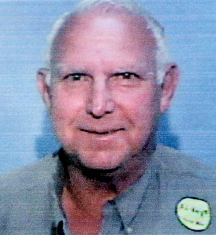 This photo made available by the Charleston County Sheriff's Office shows State constable Robert Lee Bailey, 67.