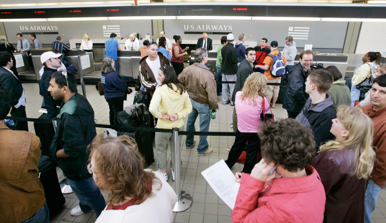 Long lines and delays will be a reality for summer travelers, columnist Charles Leocha writes.