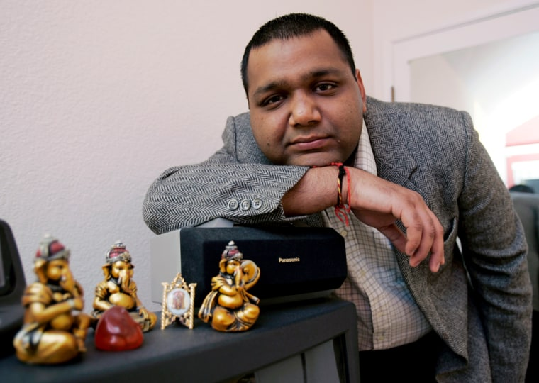 Immigration, Gautam Aggarwal
