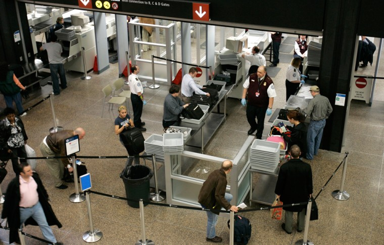 Everyone who has gone through an airport security check has grumbled at passengers who seem clueless about the process.