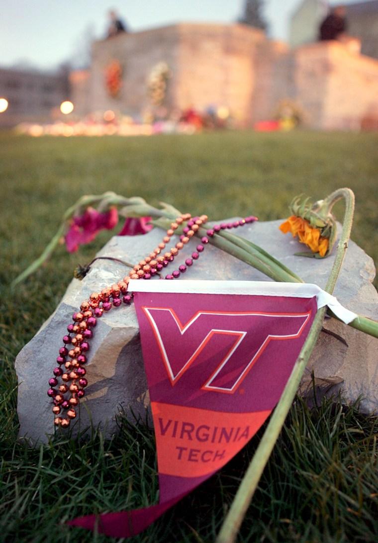 Virginia Tech Still Reeling From Deadly Shooting Massacre