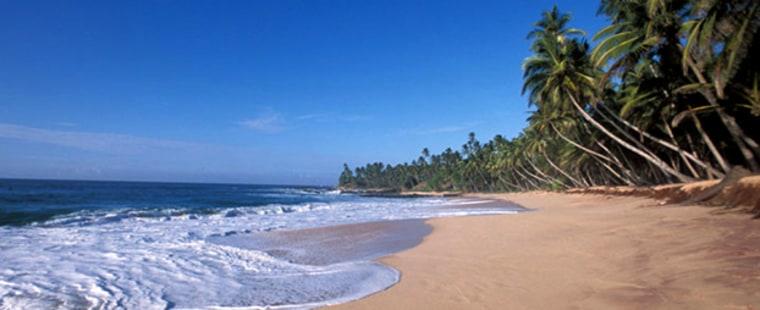 AW02N3 Beach Amanwella Hotel Tongalle Sri Lanka Asia