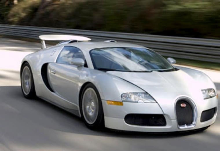The Bugatti Veyron 16.4 is reported to be the only production car with more than 1,000 horsepower, at 1001. And it only costs $1.4 million.