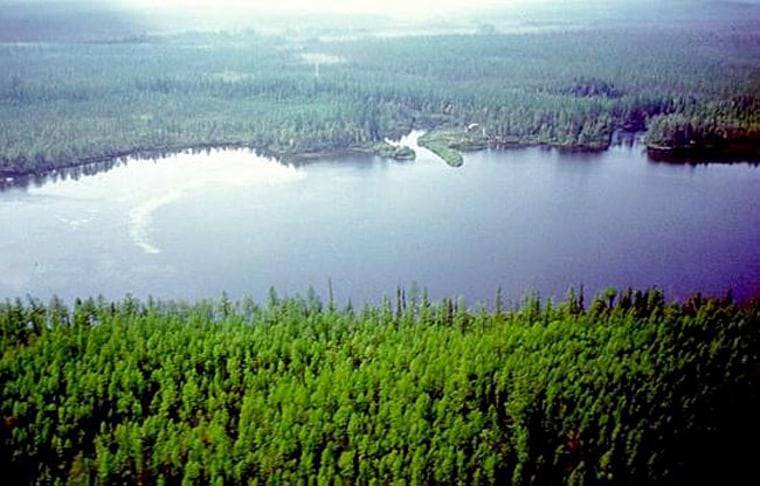 Scientists think Lake Cheko, in the Siberian region of Tunguska, may prove that a 1908 fireball was actually a meteor.