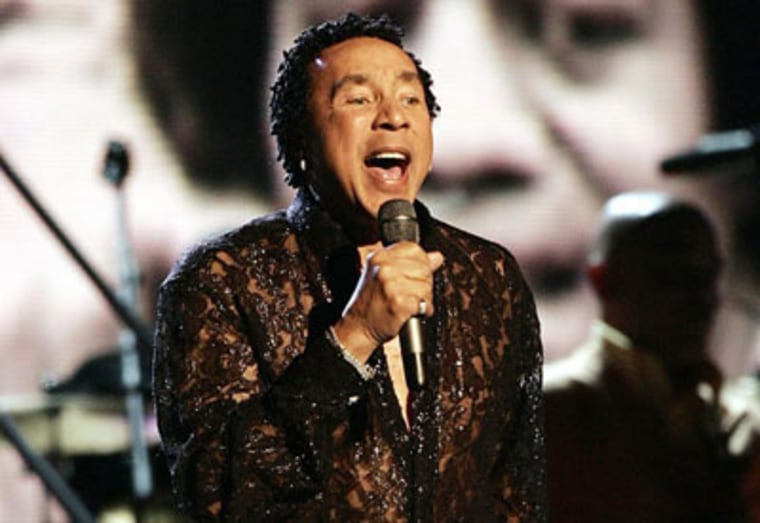 "Smokey Robinson's ""Timeless Love"" has sold 66,000 units since its release last fall."