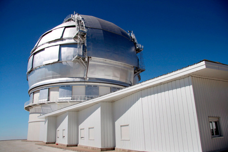Official opening of the telescope observatory
