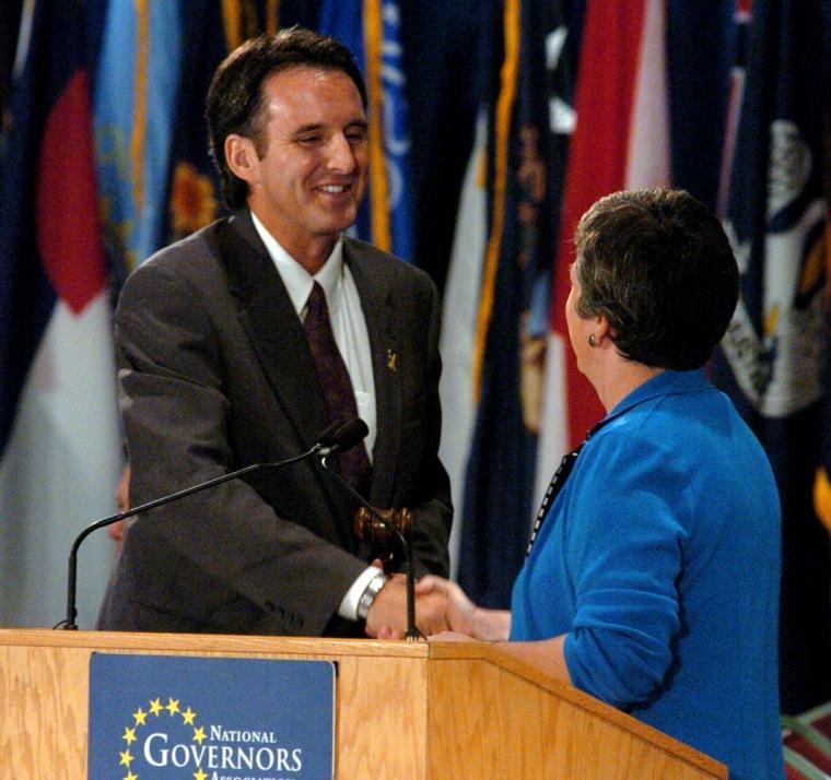 Tim Pawlenty, Janet Napolitano