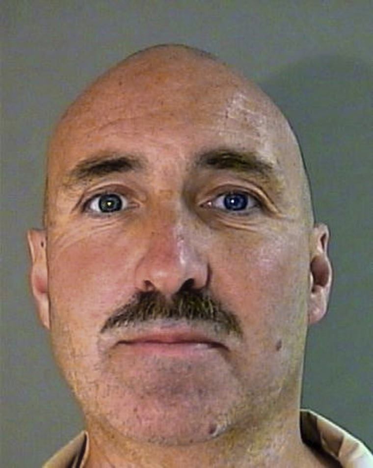 James Madison, 50,who spent nearly two decades behind bars for the slaying of his live-in girlfriend, was arrested Monday on charges of robbing up to 18 banks while wearing an array of headgear.