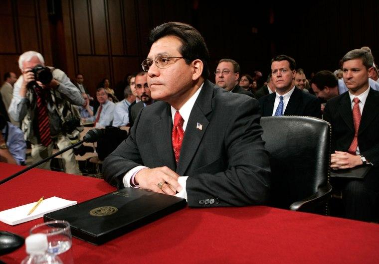 Alberto Gonzales Testifies Before Senate Judiciary Committee