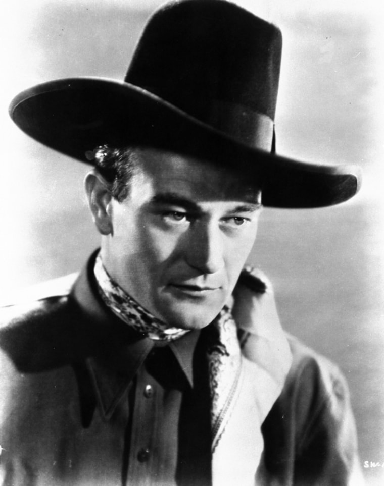 John Wayne, born Marion Robert Morrison, has been honored on the 100th anniversary of the year of his birth with a larger-than-life bronze statue at the National Cowboy and Western Heritage Museum.