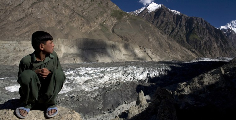 Glaciers In Hunza Under Threat From Global Warming
