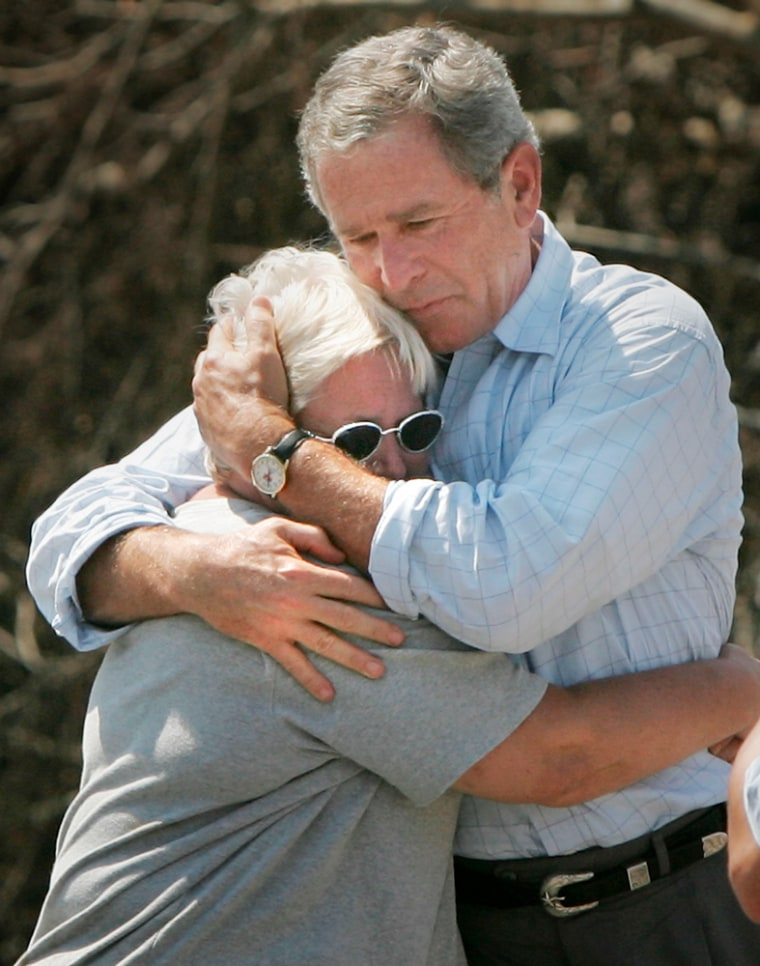 Gulf Coast Still Reeling From Aftermath Of Hurricane Katrina