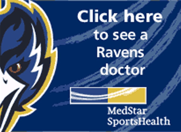 The partnership between Union Memorial's parent company, MedStar Health, and the Ravens is potentially lucrative for both. The team receives sponsorship money, and the hospital can promote its affiliation with the franchise.