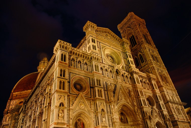 Want to see the Duomo in Florence for yourself? The Italian Adventure whirlwind package offers travelers a chance to see three of Italy's most popular cities, including Rome, Florence and Venice.