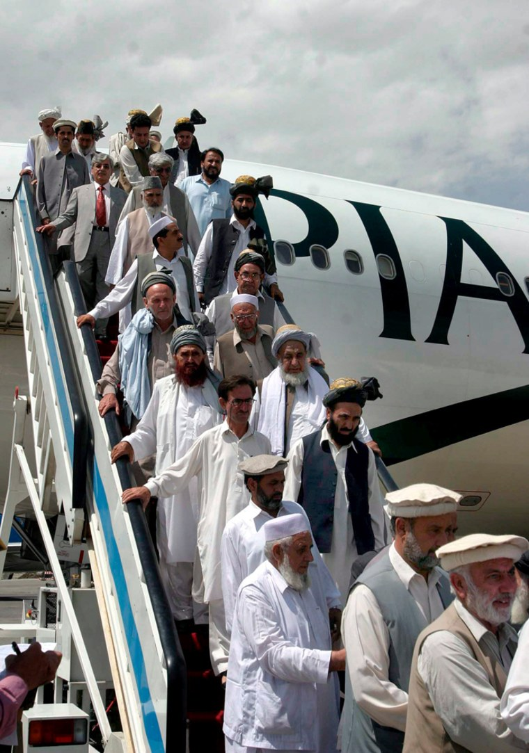 Pakistan-Afghanistan Jirga