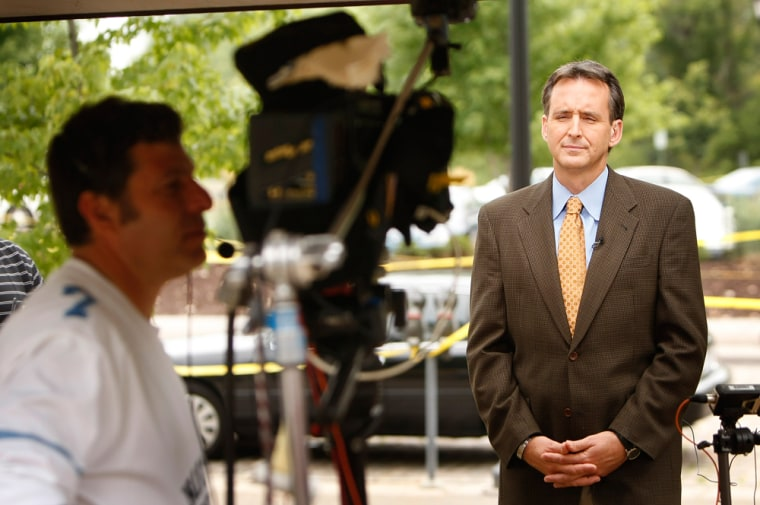 Less than an hour after the collapse, Gov. Tim Pawlenty's schedule had been cleared for the next day.