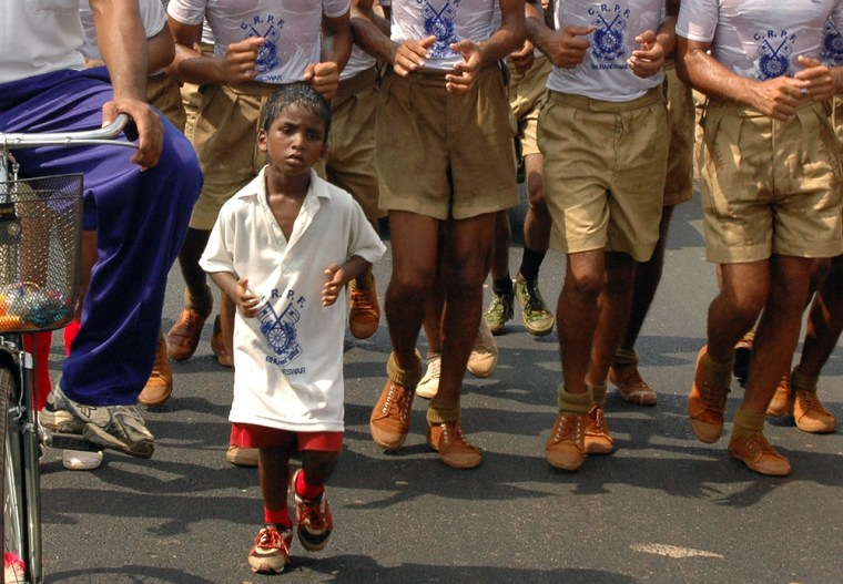 Budhia Singh became a celebrity in India when he ran 40 miles at the age of 4.